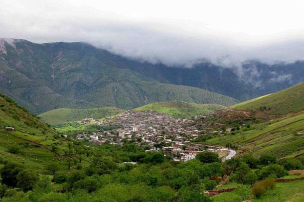 عجیب ترین شهرها و روستاهای ایران
