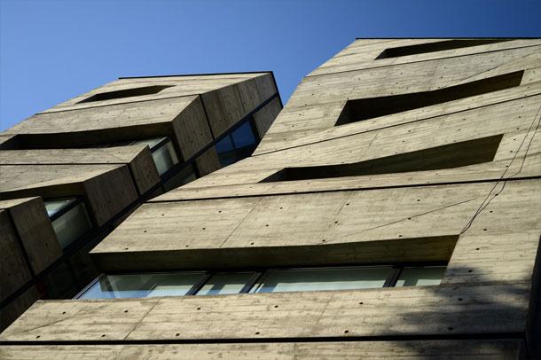 ساختمان اداری گلفام ; برنده جایزه معمار خاورمیانه