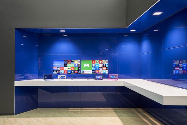 نگاهی به دفتر کار سانفرانسیسکوی شرکت مایکروسافت