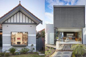طراحی زیبای خانه Kilda توسط گروه معماری taylor knights