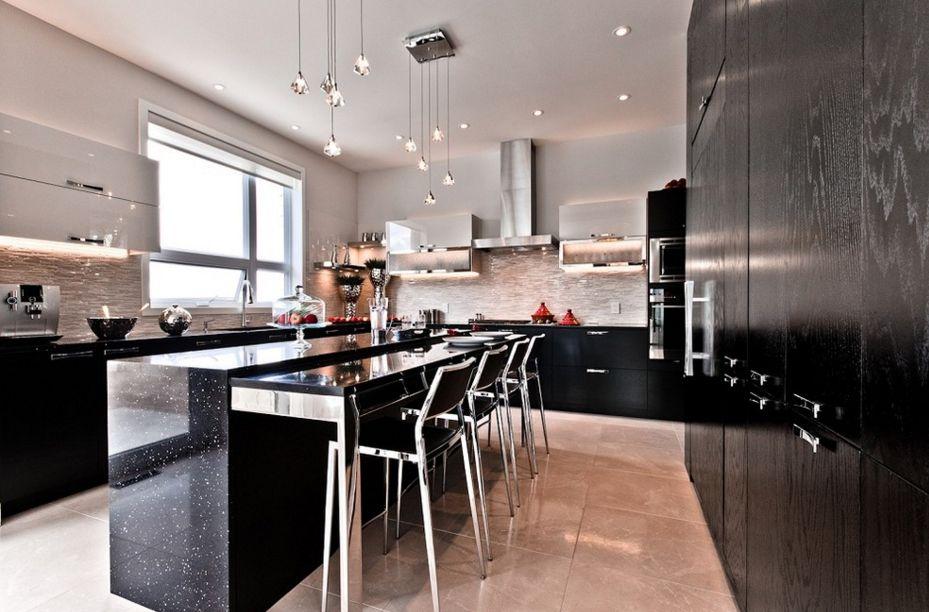Black-Minimal-Kitchen-design