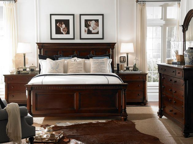 Brown-wood-furniture-and-white-walls (1)