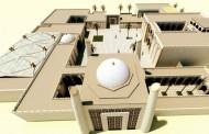 دانلود نقشه اتوکدی کامل مراکز اسلامی اهل سنت همراه با رندر 3dmax