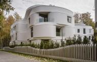طراحی زیبای مجتمع آپارتمانی توسط طراح آمریکایی کریم رشید