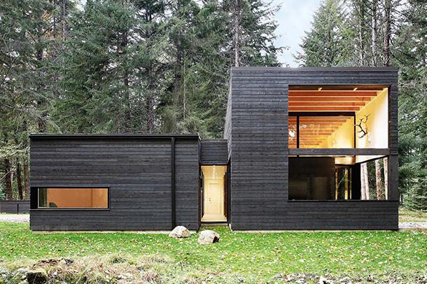 اقامتگاه رویایی ،گرین واتر/آمریکا