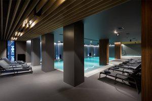 استخر هتل جدید Relax Park Verholy با طراحی معماران YOD