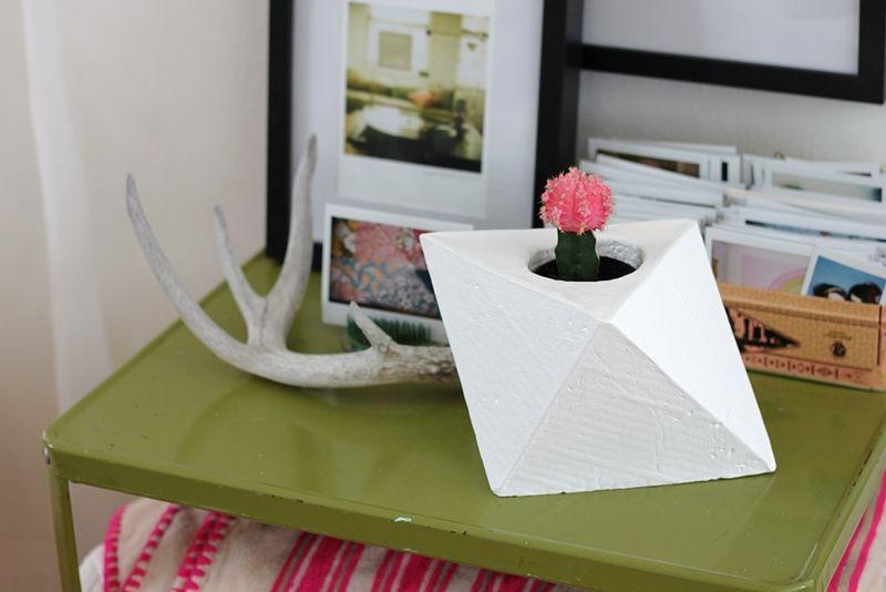 geometric-succulent-planter-diy