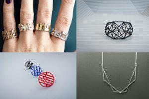 طراحی خیره کننده جواهراتی از جنس معماری