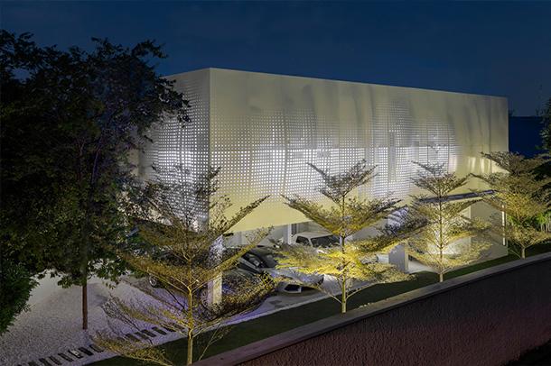 نگاهی کوتاه به طرح مفهومی خانه Bukit Pantai