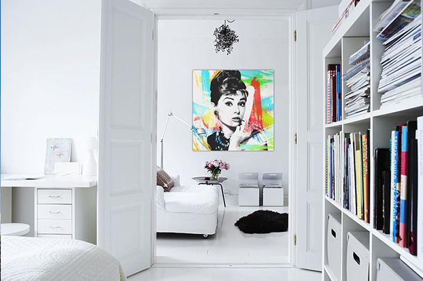 آیا دیوار با رنگ سفید مناسب است؟ راهنمای نکات مفید رنگ آمیزی دیوار