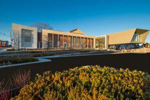 موزه هنر وستمورلند شاهکار جدید گروه معماری Ennead