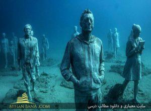 دانلود رساله معماری موزه مردم و دریا