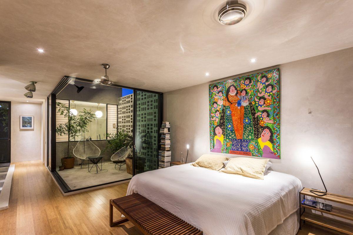 Raw-House-in-Yucatan-bedroom-interior