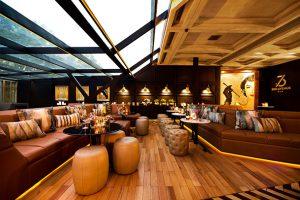 رستوارنی شیک در اندونزی کاری از گروه معماری Einstein & Associates