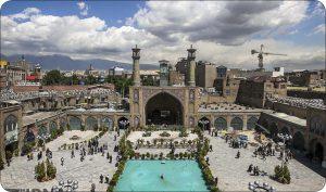 فایل word مسجد جامع امام خمینی تهران