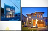 پاورپوینت مطالعات معرفی استانداردهای طراحی معماری ویلا