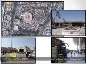 پاورپوینت تحلیل پایانه مسافربری جنوب تهران(ترمینال جنوب)