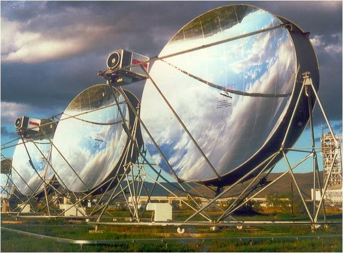 سلول های خورشیدی ; منبع بی پایان انرژی