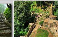 تحلیل موردی قلعه رودخان فومن در قالب پاورپوینت