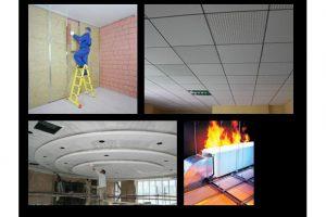کناف و کاربرد آن در ساختمان در قالب پاورپوینت