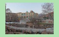 پروژه روستا امامزاده اباذر در استان قزوین