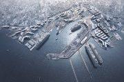 بازگشت زاها به دنیای طراحی ; گروه معماری زاها حدید برنده رقابت طراحی بندر تالین استونی