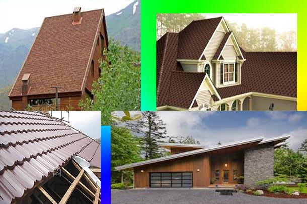 سقف شیبدار ، ویژگی ها و کاربرد آن