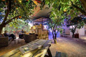 معماری ساختمان اداری گوگل در تلآویو (فلسطین اشغالی)