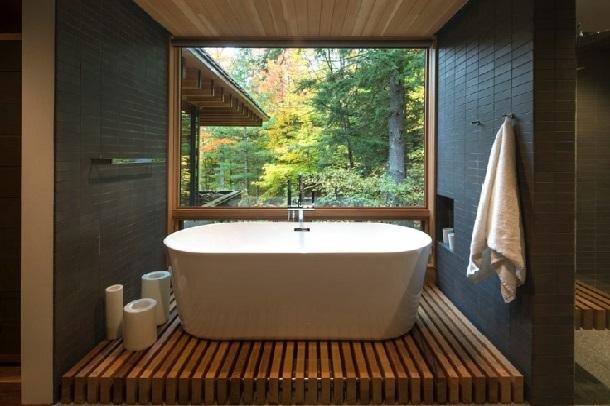 طراحی انواع وان و دوش حمام