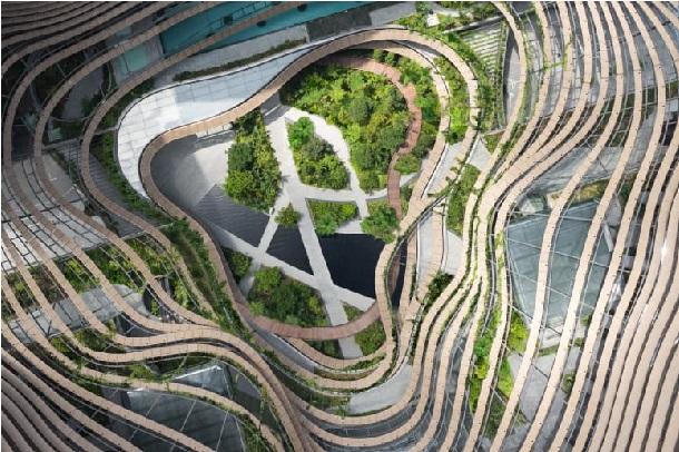 قلب سبز سنگاپور